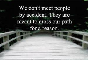 we dont meet people